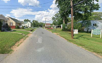 LCA works with DPW and the Country Club Park community to get parts of Greenspring drive re-paved.