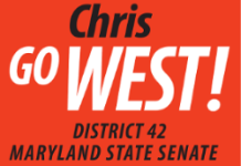 Go Chris West | District 42 – Maryland State Senate
